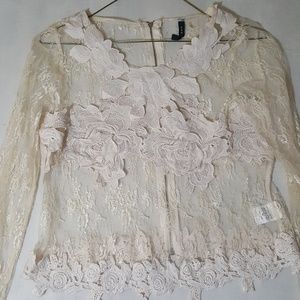 Floral Womens Top